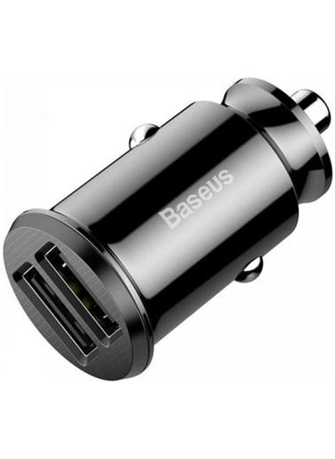 Basens Basens 36w Type-c + Usb Hızlı Araç Şarj Cihazı Gümüş Gümüş